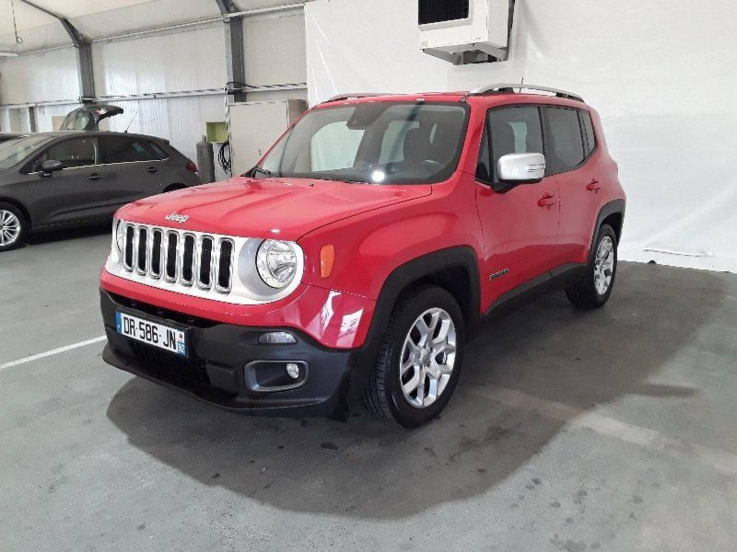 Jeep Renegade 1.6 MULTIJET S/S 4X2 BVM6 LIMITED detail2