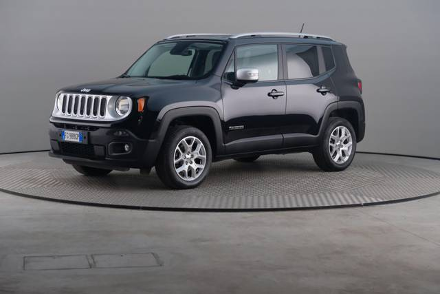 Jeep Renegade 2.0 Mjet 140cv Limited 4wd-360 image-0