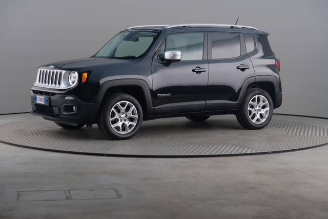 Jeep Renegade 2.0 Mjet 140cv Limited 4wd-360 image-1