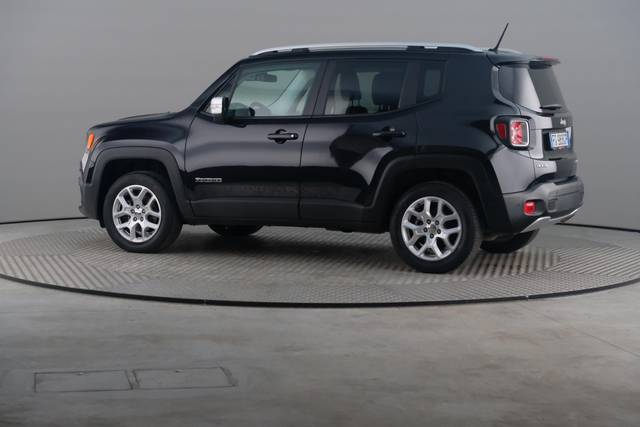 Jeep Renegade 2.0 Mjet 140cv Limited 4wd-360 image-7