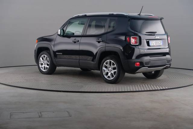 Jeep Renegade 2.0 Mjet 140cv Limited 4wd-360 image-9