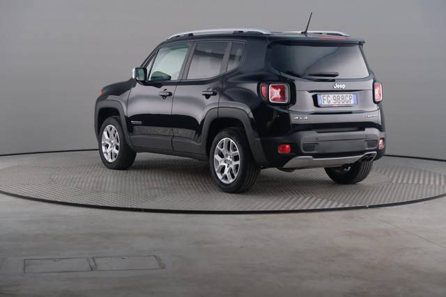Jeep Renegade 2.0 Mjet 140cv Limited 4wd-360 image-10
