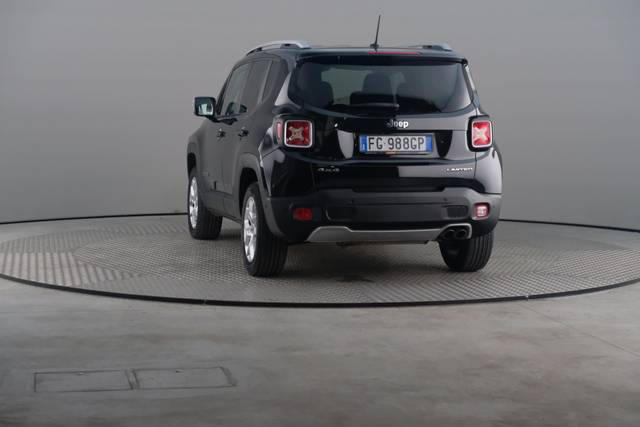 Jeep Renegade 2.0 Mjet 140cv Limited 4wd-360 image-12