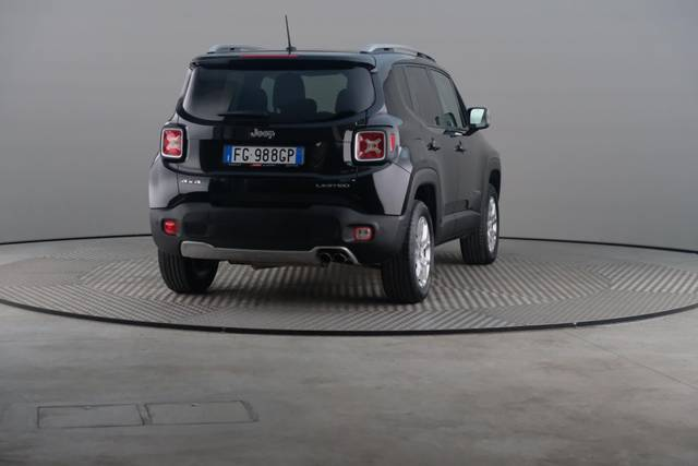 Jeep Renegade 2.0 Mjet 140cv Limited 4wd-360 image-15
