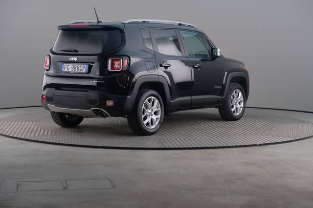Jeep Renegade 2.0 Mjet 140cv Limited 4wd-360 image-17