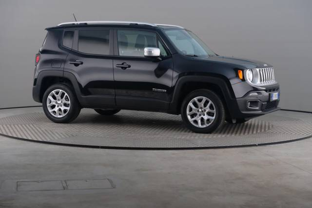 Jeep Renegade 2.0 Mjet 140cv Limited 4wd-360 image-25