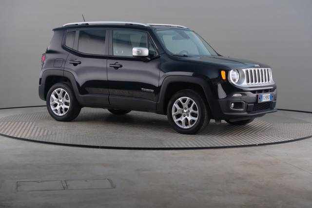 Jeep Renegade 2.0 Mjet 140cv Limited 4wd-360 image-26