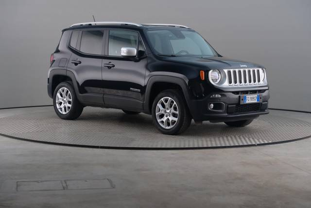 Jeep Renegade 2.0 Mjet 140cv Limited 4wd-360 image-27
