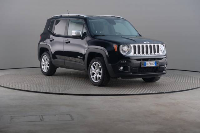 Jeep Renegade 2.0 Mjet 140cv Limited 4wd-360 image-28