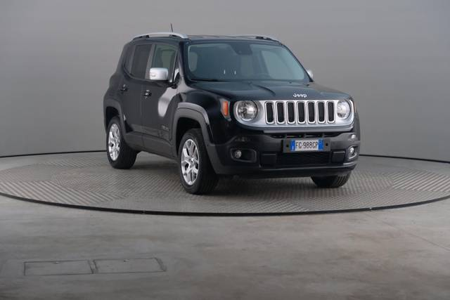 Jeep Renegade 2.0 Mjet 140cv Limited 4wd-360 image-29