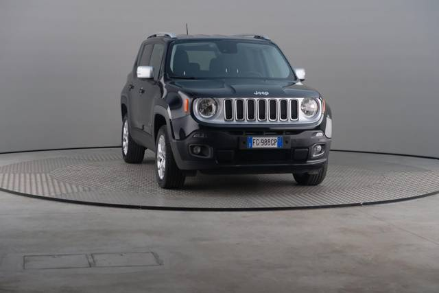 Jeep Renegade 2.0 Mjet 140cv Limited 4wd-360 image-30