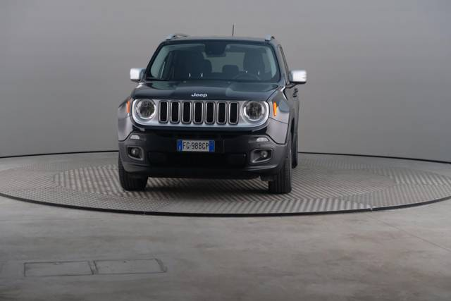 Jeep Renegade 2.0 Mjet 140cv Limited 4wd-360 image-32