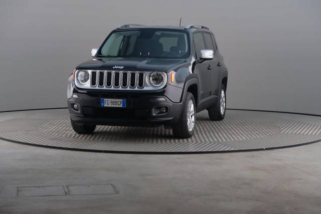 Jeep Renegade 2.0 Mjet 140cv Limited 4wd-360 image-33
