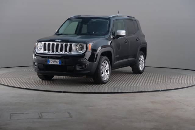 Jeep Renegade 2.0 Mjet 140cv Limited 4wd-360 image-34