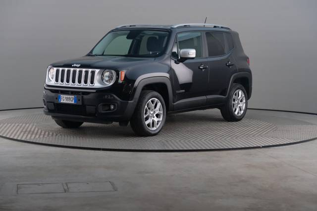 Jeep Renegade 2.0 Mjet 140cv Limited 4wd-360 image-35