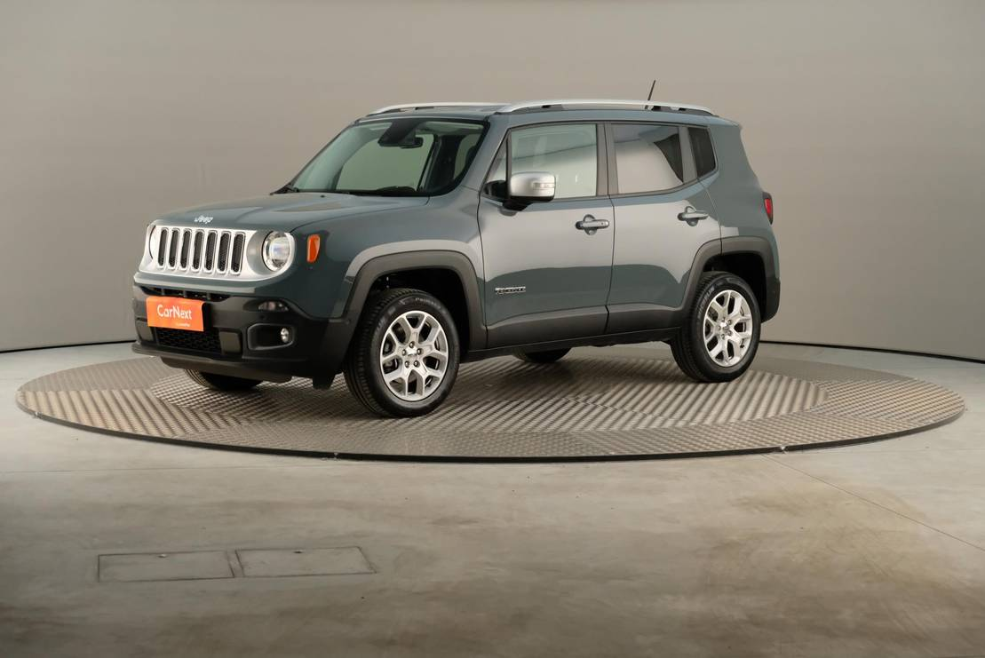 Jeep Renegade 2.0 Mjet 140cv Limited 4wd, 360-image0