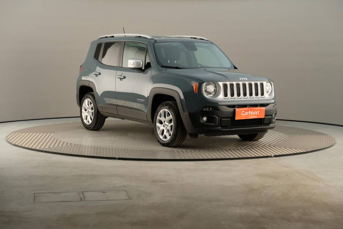 Jeep Renegade 2.0 Mjet 140cv Limited 4wd, 360-image27