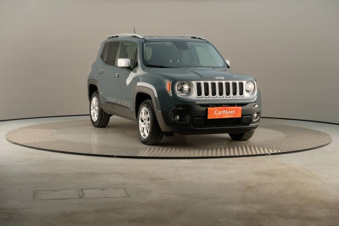 Jeep Renegade 2.0 Mjet 140cv Limited 4wd, 360-image28