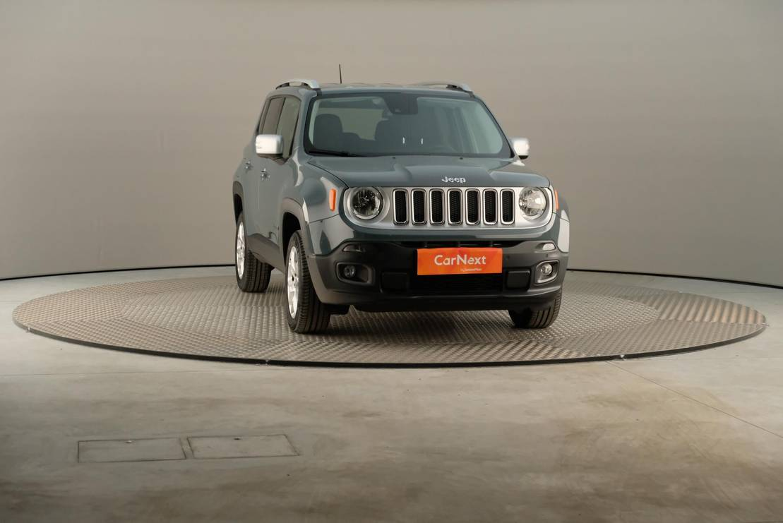 Jeep Renegade 2.0 Mjet 140cv Limited 4wd, 360-image29