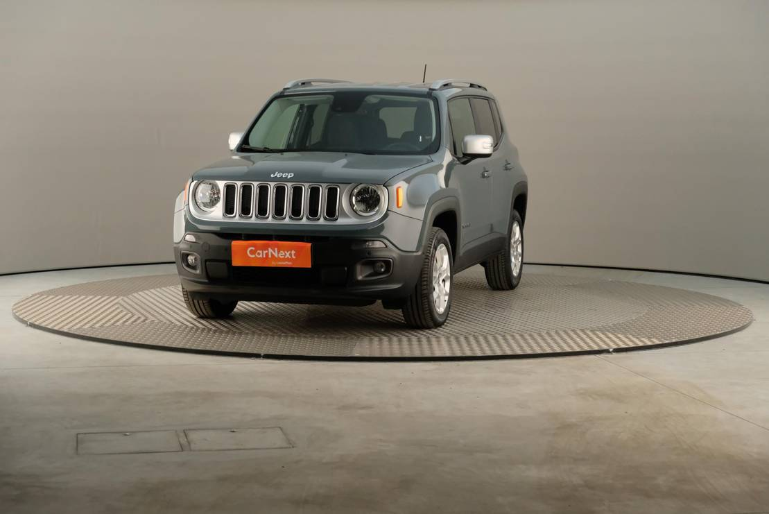 Jeep Renegade 2.0 Mjet 140cv Limited 4wd, 360-image32