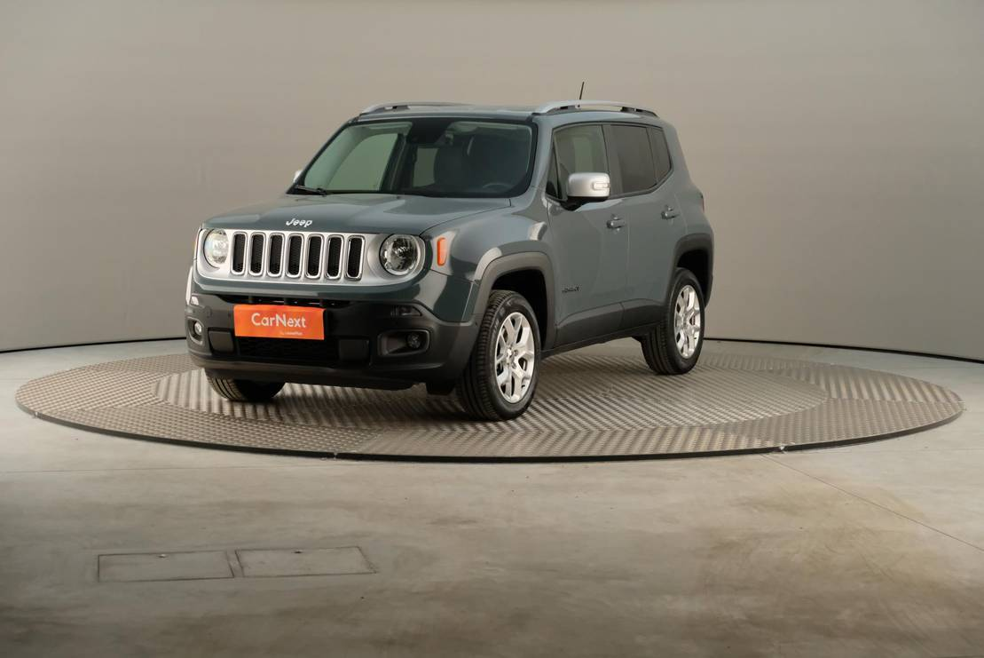 Jeep Renegade 2.0 Mjet 140cv Limited 4wd, 360-image33
