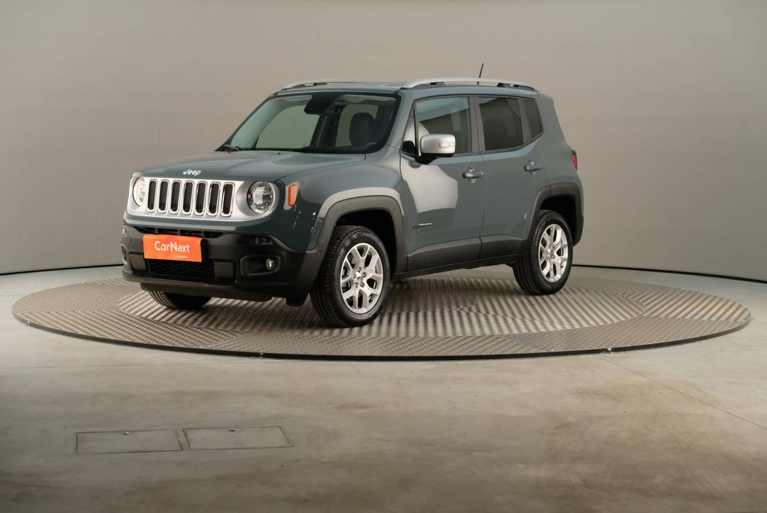 Jeep Renegade 2.0 Mjet 140cv Limited 4wd, 360-image34