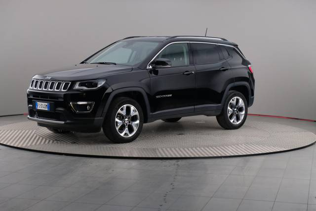 Jeep Compass 2.0 Mjet 103kw Limited 4wd Auto-360 image-0