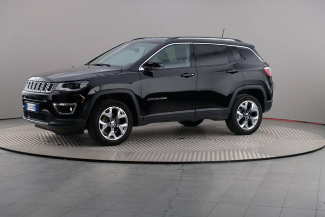 Jeep Compass 2.0 Mjet 103kw Limited 4wd Auto-360 image-1