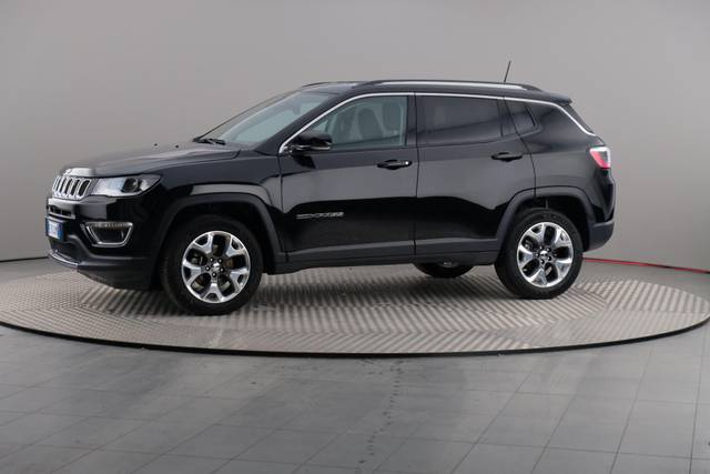 Jeep Compass 2.0 Mjet 103kw Limited 4wd Auto-360 image-2