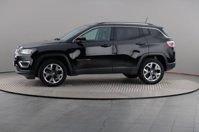 Jeep Compass 2.0 Mjet 103kw Limited 4wd Auto-360 image-3