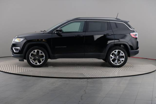 Jeep Compass 2.0 Mjet 103kw Limited 4wd Auto-360 image-4