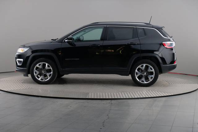 Jeep Compass 2.0 Mjet 103kw Limited 4wd Auto-360 image-5