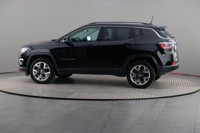 Jeep Compass 2.0 Mjet 103kw Limited 4wd Auto-360 image-6