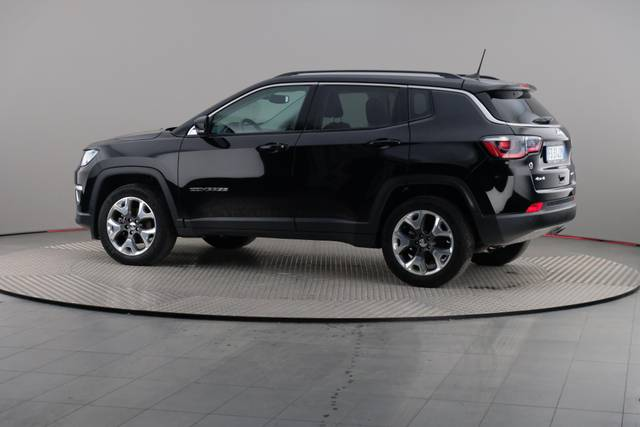 Jeep Compass 2.0 Mjet 103kw Limited 4wd Auto-360 image-7
