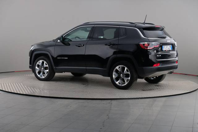 Jeep Compass 2.0 Mjet 103kw Limited 4wd Auto-360 image-8
