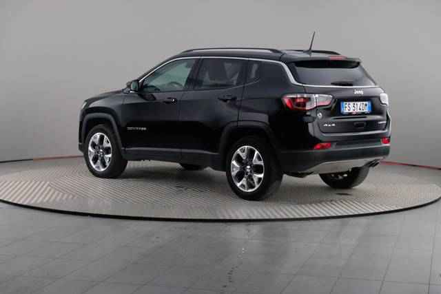 Jeep Compass 2.0 Mjet 103kw Limited 4wd Auto-360 image-9