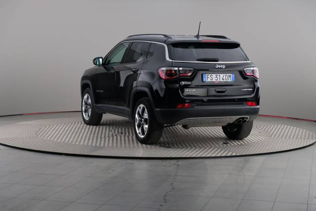 Jeep Compass 2.0 Mjet 103kw Limited 4wd Auto-360 image-11