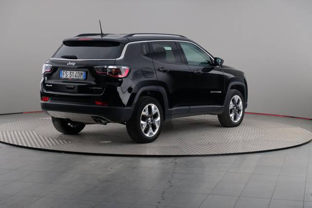Jeep Compass 2.0 Mjet 103kw Limited 4wd Auto-360 image-17