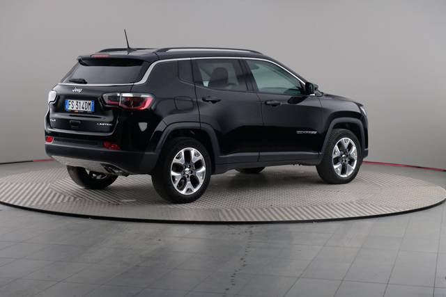 Jeep Compass 2.0 Mjet 103kw Limited 4wd Auto-360 image-18