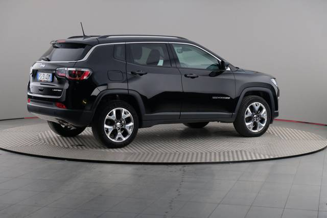 Jeep Compass 2.0 Mjet 103kw Limited 4wd Auto-360 image-19