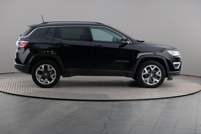 Jeep Compass 2.0 Mjet 103kw Limited 4wd Auto-360 image-22