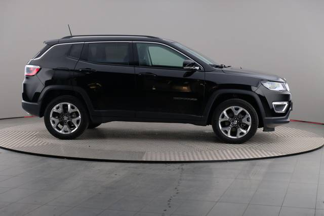 Jeep Compass 2.0 Mjet 103kw Limited 4wd Auto-360 image-23
