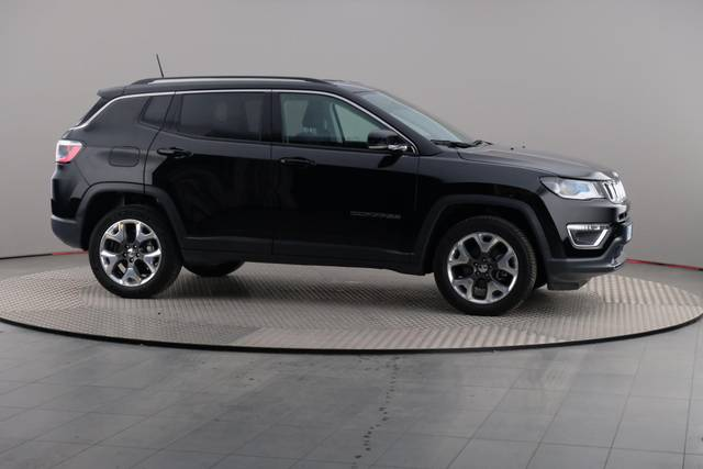 Jeep Compass 2.0 Mjet 103kw Limited 4wd Auto-360 image-24