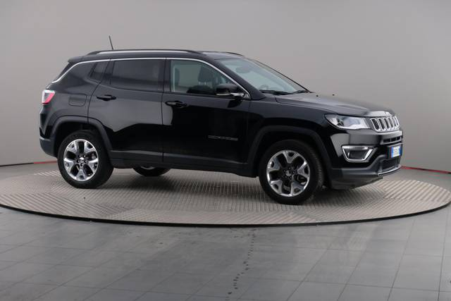 Jeep Compass 2.0 Mjet 103kw Limited 4wd Auto-360 image-25