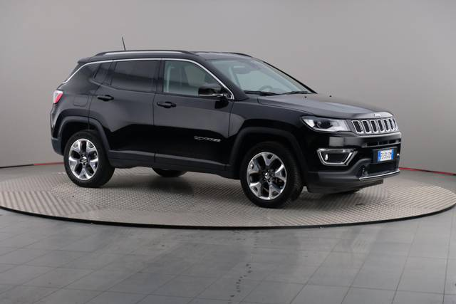 Jeep Compass 2.0 Mjet 103kw Limited 4wd Auto-360 image-26