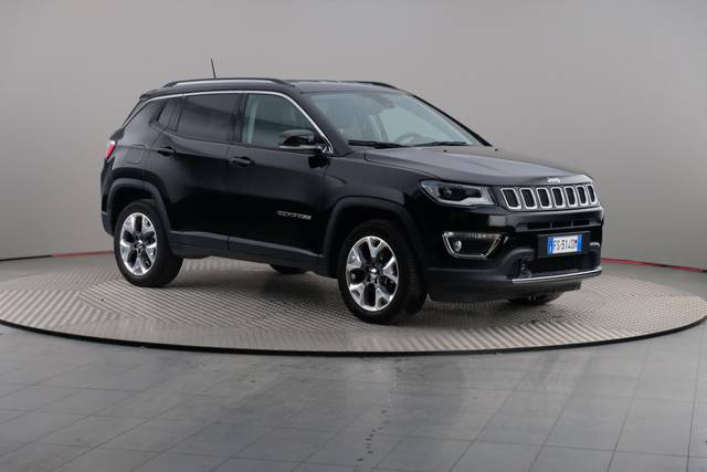 Jeep Compass 2.0 Mjet 103kw Limited 4wd Auto-360 image-27