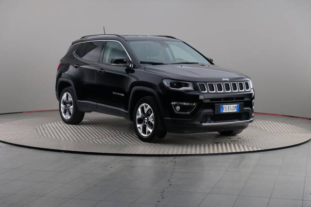 Jeep Compass 2.0 Mjet 103kw Limited 4wd Auto-360 image-28