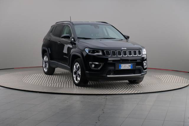 Jeep Compass 2.0 Mjet 103kw Limited 4wd Auto-360 image-29