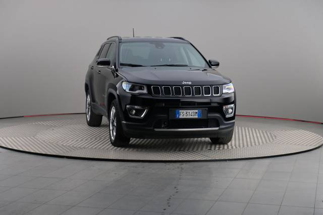 Jeep Compass 2.0 Mjet 103kw Limited 4wd Auto-360 image-30