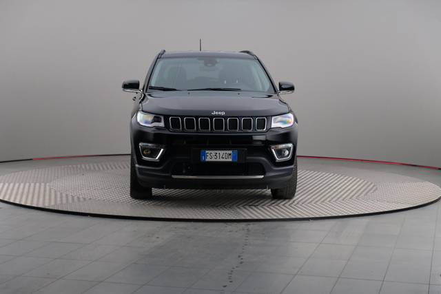 Jeep Compass 2.0 Mjet 103kw Limited 4wd Auto-360 image-31